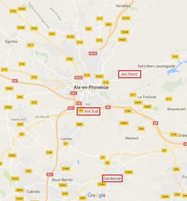 No ateliers de conversation anglaise sur Aix-en-Provence Nord, Sud et Gardanne