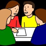 Lectures en groupe et en anglais of course!