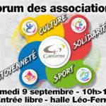 Forum 2017 des associations de Gardanne