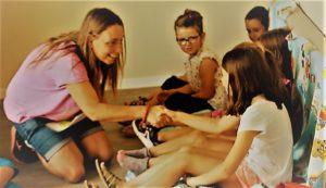 Summer class for childrenSummer class for children