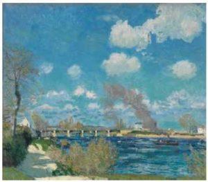 Visitez l'exposition Sisley en anglais avec By The Way