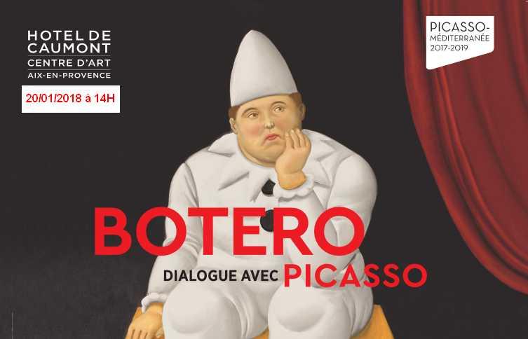 visite Botero en anglais