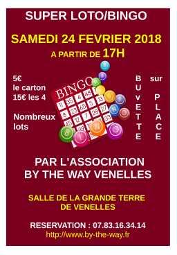 Loto/Bingo de By The Way