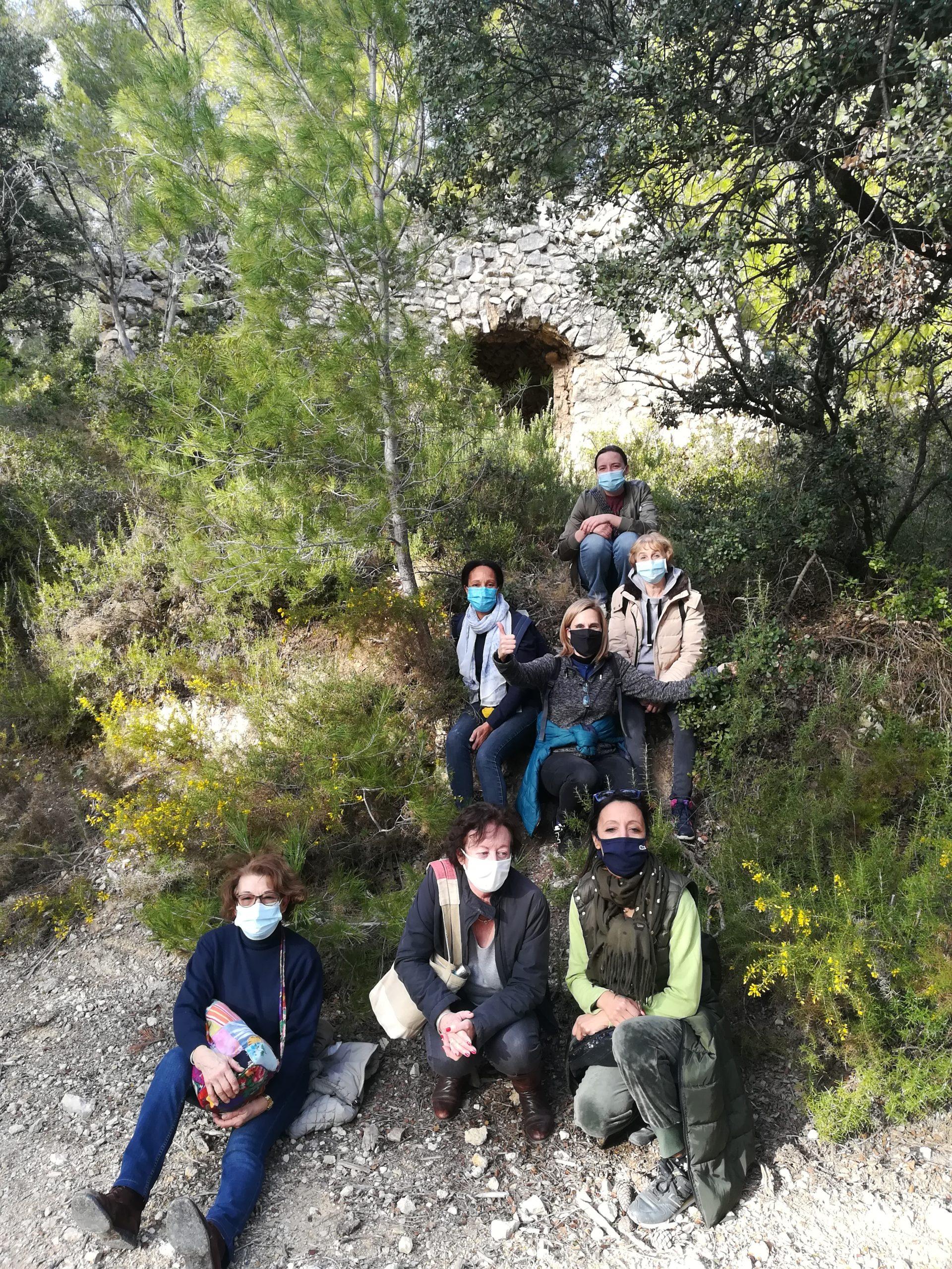 balade en anglais avec l'association By The Way à Aix-en-Provence